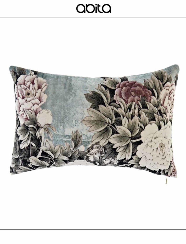 cushion cuscino in cotone