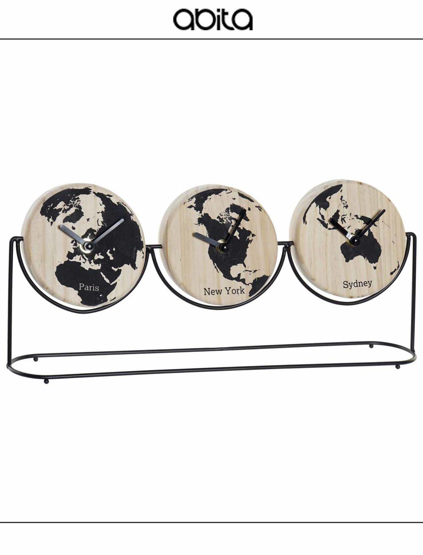 Orologio world da tavolo