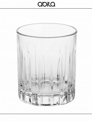 SET DA 6 LIQUORINI VELA CRYSTAL GLASS