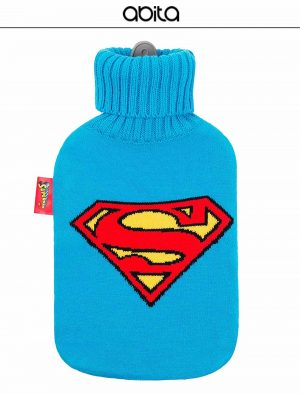 BORSA ACQUA CALDA SUPERMAN