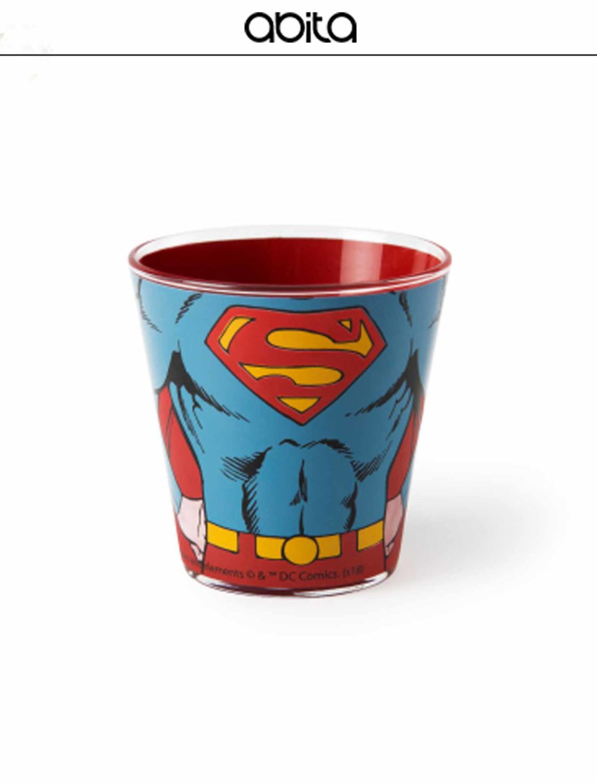 BICCHIERE SUPERMAN