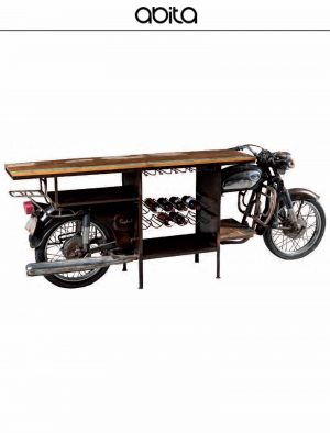 MOTO VINTAGE CONSOLLE BAR