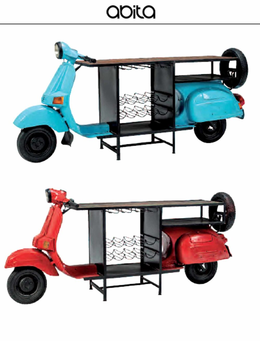 CONSOLLE BAR SCOOTER