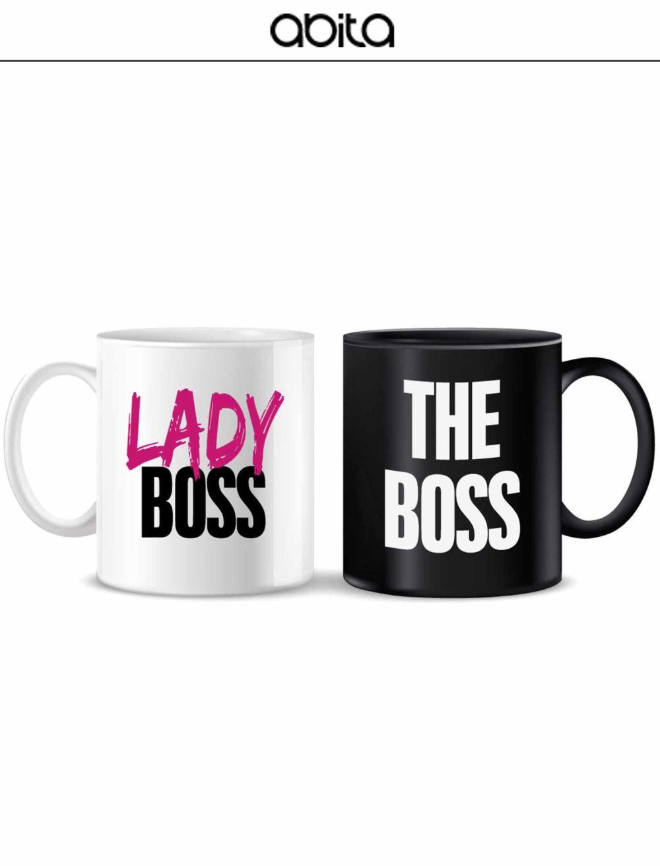 SET 2 TAZZINE THE BOSS AND LADY BOSS