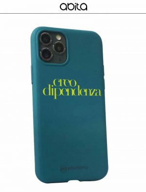 COVER CREO DIPENDENZA IPHONE