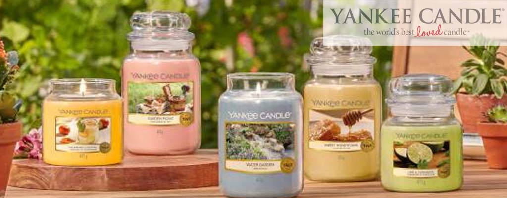 banner yankee candle